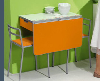 Mesas De Cocina De Pared Abatible. Cool Mesa Cocina Pared Plegable ...
